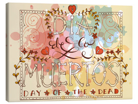 Canvas print  Day of the Dead