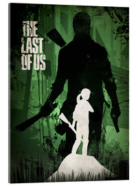 Acrylic glass  The Last Of Us - Albert Cagnef