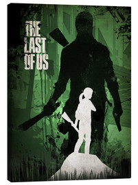 Canvas print  The Last Of Us - Albert Cagnef
