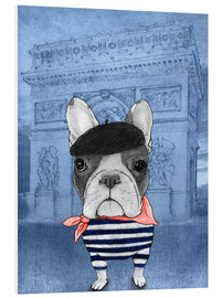 Forex  Frenchie With Arc De Triomphe - Barruf