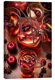 Canvas  Christmas Punch