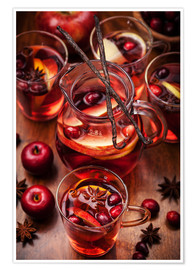 Poster  Christmas Punch