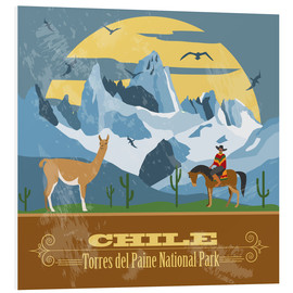 Forex  Chile - Torres del Paine