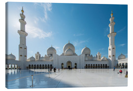 Canvas  Dubai - Sheikh Zayed mosque