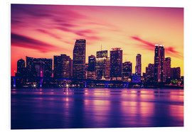 Forex  Miami at sunset, USA