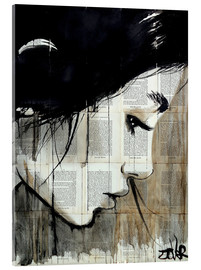 Acrylic print  Within Without - Loui Jover