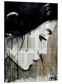 Aluminium print  Within Without - Loui Jover