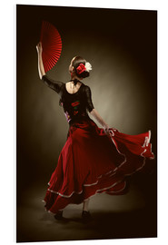 Forex  Flamenco dancer