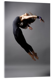 Acrylic print  Hovering in dance