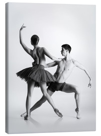 Canvas print  Ballet Dancers