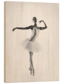 Wood  Ballet dancer