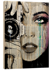Wood  zoom - Loui Jover