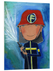 Atelier BuntePunkt - My little hero Fireman Julius