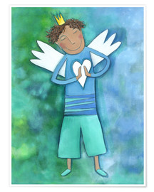 Poster Guardian Angels for boys