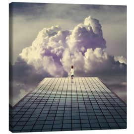 Canvas print  breaker daydreams - Evgenij Soloviev