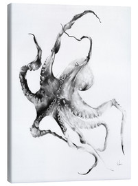 Canvas  Octopus - Alexis Marcou