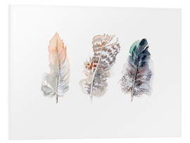 Forex  3 feathers - Verbrugge Watercolor
