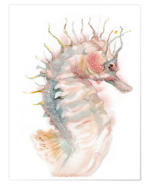 Poster Seahorse