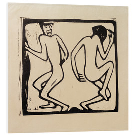 Forex  Two Dancing - Christian Rohlfs