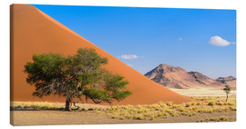 Canvas print  Namibia - Denis Feiner