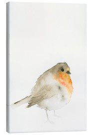 Canvas print  Robin - Dearpumpernickel
