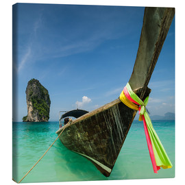 Canvas print  Vacation feelings - Denis Feiner