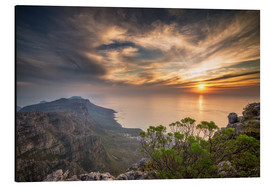 Alu-Dibond  Table Mountain - Salvadori Chiara