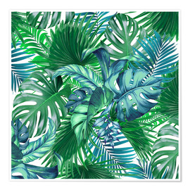 Poster new tropic life 2