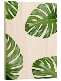 Wood  Attack of the Monstera - Finlay and Noa