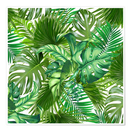Poster  new tropic life - Mark Ashkenazi