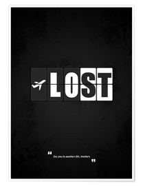 Poster  Lost - HDMI2K
