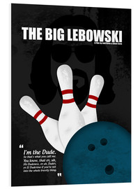 Forex  The Big Lebowski - Minimal Movie Film Cult Alternative - HDMI2K