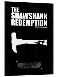 Foam board print  The Shawshank Redemption - HDMI2K