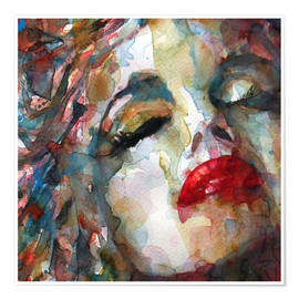 Premium poster  Last Chapter, Marilyn Monroe - Paul Lovering