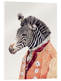 Acrylic glass  Zebra - Animal Crew