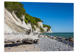 Forex  Chalk cliffs on the island Ruegen (Germany) - Rico Ködder
