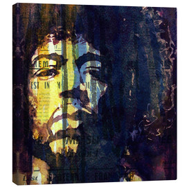 Canvas print  Jimmy Hendrix - Paul Lovering