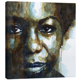 Canvas  Nina Simone - Paul Paul Lovering Arts