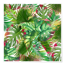 Poster new tropic life 3