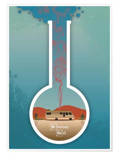 Premium poster Breaking Bad