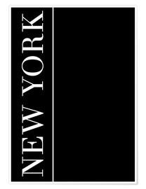 Poster NEW YORK | VERTICAL