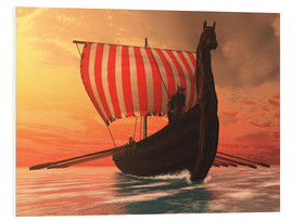 Forex  A Viking longboat sails to new shores - Corey Ford