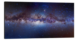 Aluminium print  Centre of the Milky Way - Alan Dyer