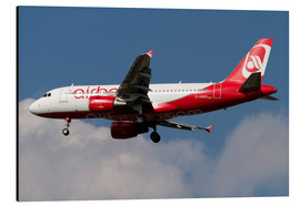 Alu-Dibond  Airbus A320 of Air Berlin - Luca Nicolotti
