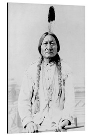 Alu-Dibond  Chief Sitting Bull