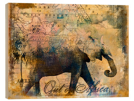 Wood  Out of Africa - Andrea Haase