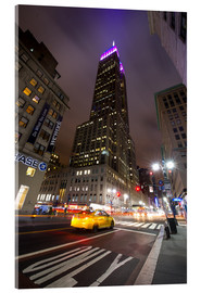 Acrylic print  New York Empire state buildind - Vincent Xeridat