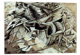 Forex  The Charge of the Lancers - Umberto Boccioni