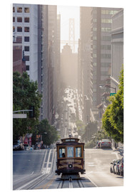 Forex  Cable car in San Francisco - Matteo Colombo