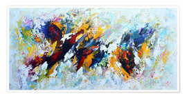 Premium poster Abstract Art